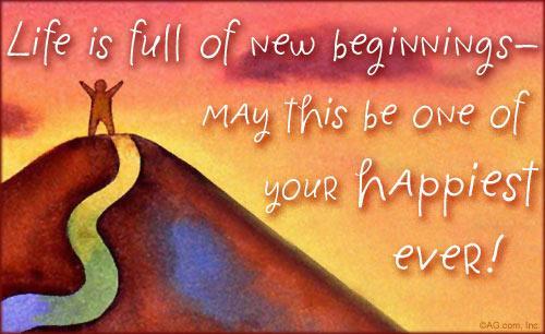 ! a new beginning 2