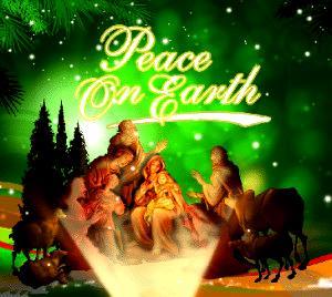 ! Christmas-peace