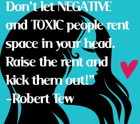 Dont be negative
