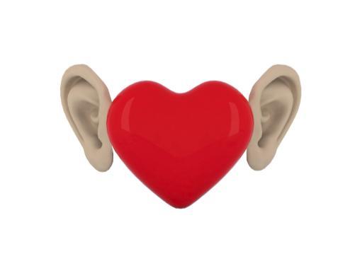 love listening