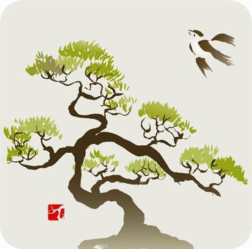 Peace of Mind tree