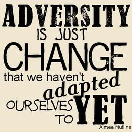 Adversity-Change