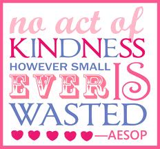 ! act of kindness