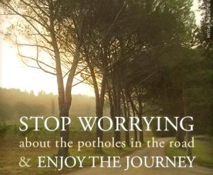 ! 2 enjoy the journey