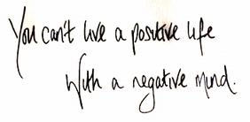 be positive 2