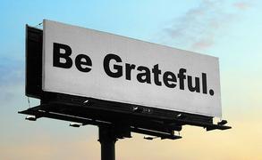 ! gratitude
