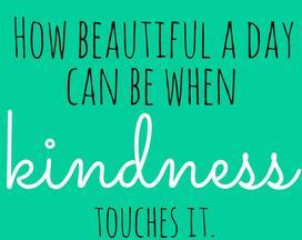 ! 00 kindness