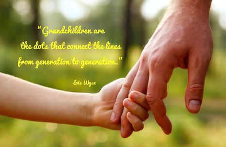 ! 0000 grandchildren