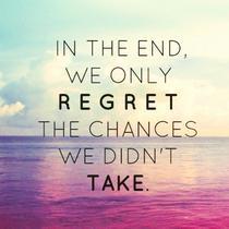 ! 0000 no regrets