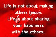 ! Sharing-Your-Happiness