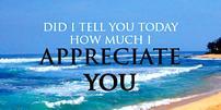 Appreciate-1